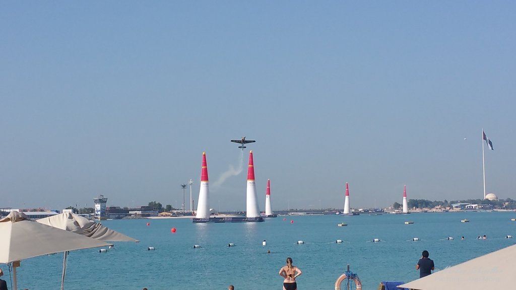 AirRace Takeoff Breitling